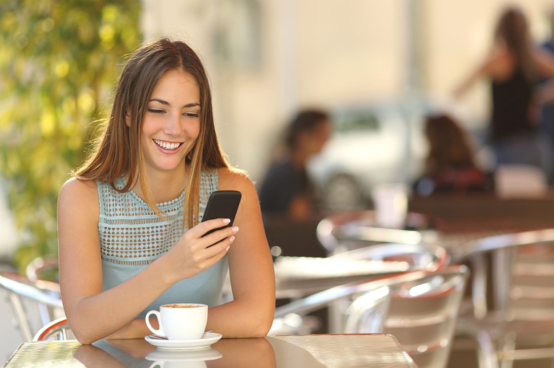 Стремительный рост пользования мобильным интернетом