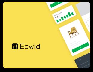 Создать магазин на Ecwid