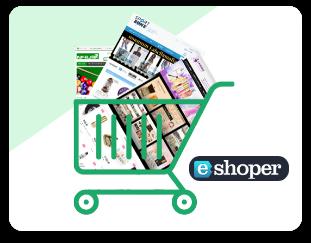 Создать магазин на платформе Eshoper